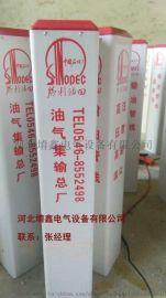 重庆堉鑫石油管道标志桩厂家 塑钢标志桩