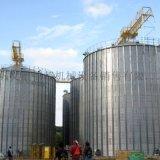 小麦玉米钢板仓 装配式镀锌钢板仓 粮仓