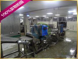 畅销诸城hp-300型天妇罗虾全自动裹粉机