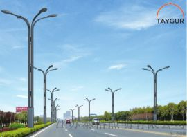 泰LED照明灯、异形路灯,户外路灯、太阳能路灯