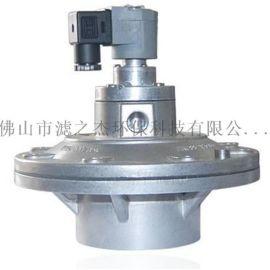 电磁脉冲阀 6寸直角电磁阀 AC220V电磁阀