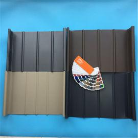 机场航站楼屋面板65-430铝镁锰金属屋面系统