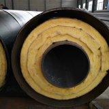 国标钢套钢蒸汽保温管,预制地埋钢套钢保温管