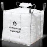 塑料吨袋编织袋装石英砂生物质颗粒吨袋