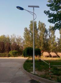 张家口8米40W太阳能路灯配置