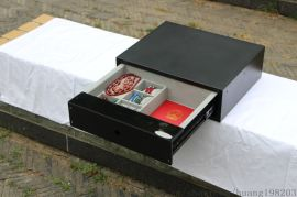 抽屜保險箱衣櫃保管箱隱藏式保險櫃