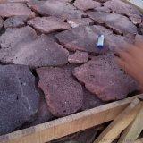 火山岩板材、火山石烧烤石板