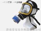 柱形防毒面具+8号滤毒罐 综合无机毒气滤毒罐