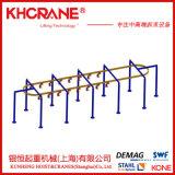 锟恒KBK轨道 钢性轨道 KBK柔性轨道欧式KBK