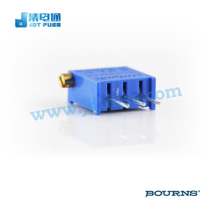 精密微調電位器邦士3296X-1-102LF