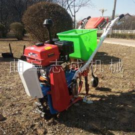 汽油犁地松土除草机 玉米地小型施肥机