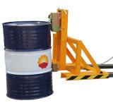 油桶搬運夾具DG500A單鷹嘴油桶夾具叉車屬具