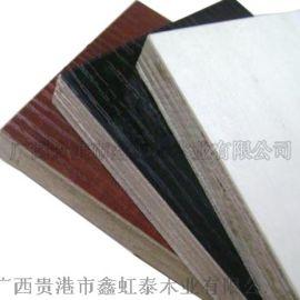 建筑模板厂家生产胶合板表面光滑防水性好