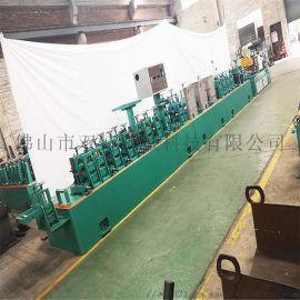 家具装饰管制管机 钢板焊接成型制管机设备