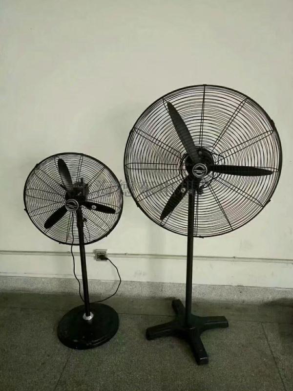 上海德東SF-650三相落地式強力工業風扇