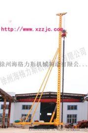 20米CFG钻孔机,长螺旋引孔打桩机,建筑钻机厂