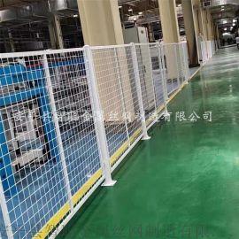 围栏网篮球体育场钢丝网围网车间仓库隔离网小区铁丝网