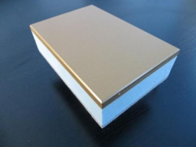 吉林外墙保温一体板 铝板岩棉一体板 保温材料由你挑