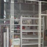 車間護欄網,車間方孔隔離網,工廠隔離網廠家
