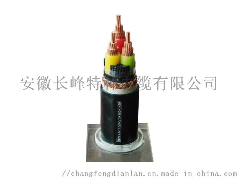 库存供应BPVVPP2铜丝编织铜带绕包变频电力电缆