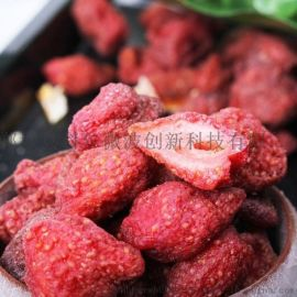 科尔新品微波草莓,草莓干水果微波干燥杀菌设备