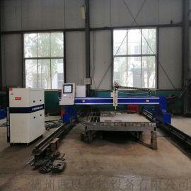 龙门式数控等离子切割机 金属板材切割机 切割机