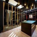 定製酒店高端花格屏風異形外牆屏風工程