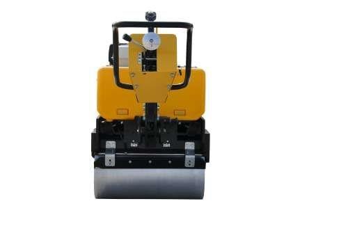 小型双钢轮压路机,双钢轮压路机