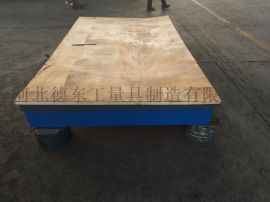 河北德东铸铁平台 焊接 检验 划线铸铁平板