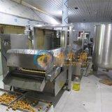 徐州紅薯片加工設備 紅薯片油炸生產線 紅薯片油炸機