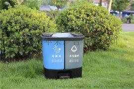 石家庄生活垃圾分类收集箱加工制作 早来标识