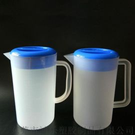 PP塑料壶2000ml塑料茶水壶鸿乐现货直销