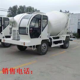 小型混凝土罐車廠家 訂制3方到8方混凝土攪拌罐車