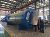 玻璃鋼污水提升泵站 陝西地區污水提升泵站