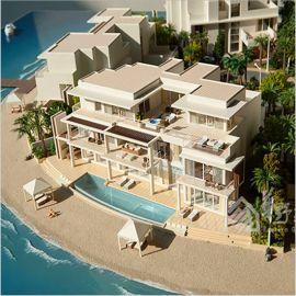 建筑模型沙盘房地产售楼模型沙盘制作 别墅沙盘模型