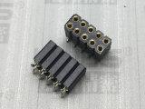 281-2.54mm 圆孔排母连接器 SMT