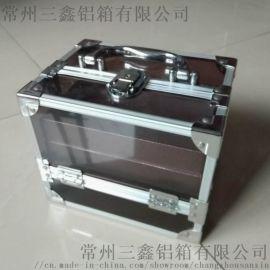 展示箱收藏箱全透亮设计常州三鑫工具箱 仪器箱