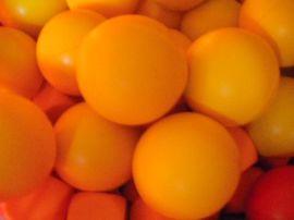 PU发泡制品光面球、压力球