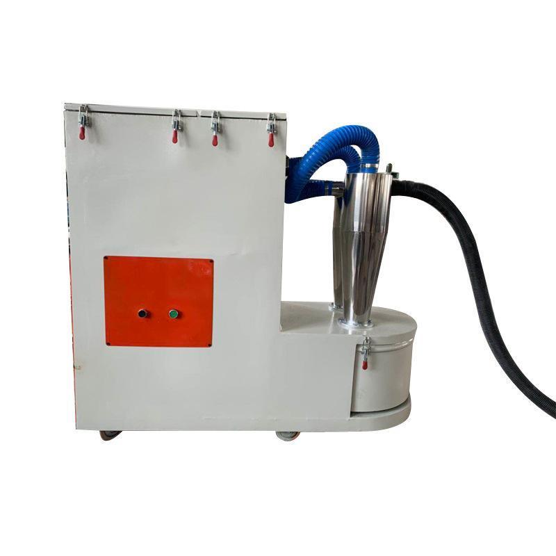 可定製各類粉碎機上料機械廠家 大功率吸塵器粉塵工業吸塵清潔