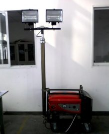 大功率可升降移动照明车(JY-2000)