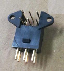 现货库存6芯PCB插座SMS6GE6