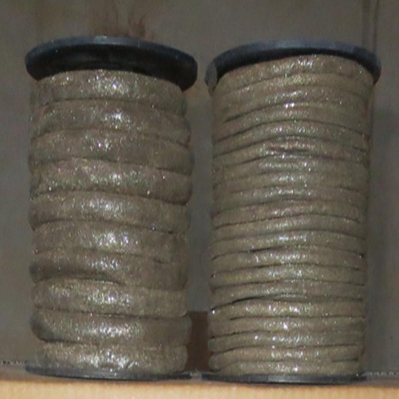 源頭廠家 樹脂砂用封箱泥條 鑄造用泥條 量大從優
