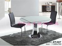 不锈钢餐桌 -2