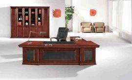 北京老板台定做 北京办公桌椅定做 海淀家具批发厂家