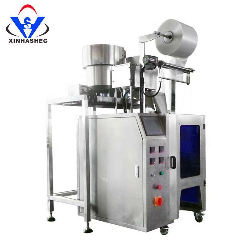 [厂家供应]食品自动包装机 红豆黄豆绿豆包装机 粉末颗粒状包装机