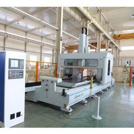 山东厂家直销 工业铝加工设备 铝型材五轴加工中心