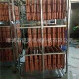 250公斤红肠烟熏炉 蒸煮烘**熏一次完成 蒸汽加热更节能 舒克
