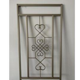 铝合金铝窗户广州厂家现货**复古木纹铝窗花