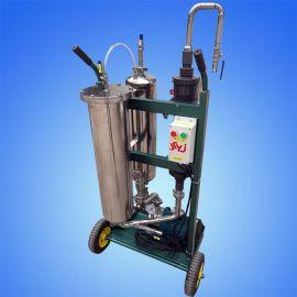 工业废水小型手动排油型油水分离器