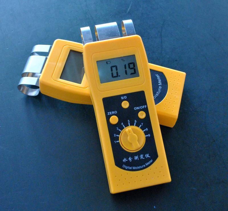 DM200T服装面料水分测定仪,真丝水分测定仪